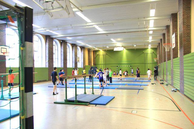 Sport Gymnasium Berlin